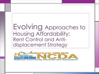 Regulation in the Context of Supported Housing