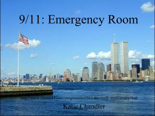 9/11: Emergency Room
