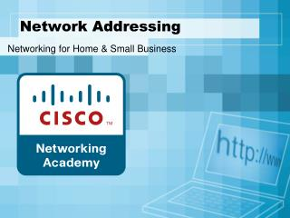 Network Addressing