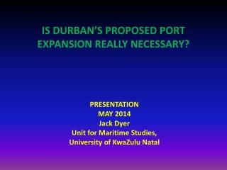 External Examiners Development Session  26 April 2007