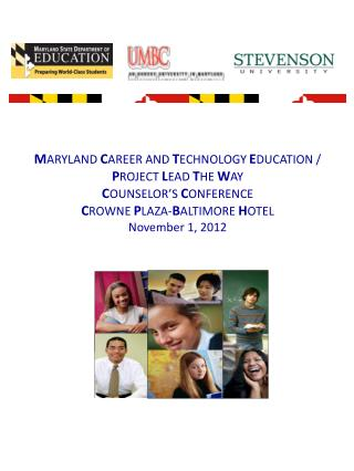 Maryland's Affiliate Universities and Organizations