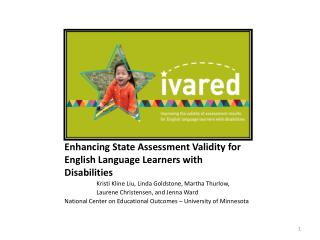 Enhancing State Assessment Validity for English Language Learners with Disabilities