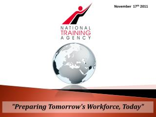 """Preparing Tomorrow's Workforce, Today"""