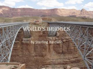 World's Bridges
