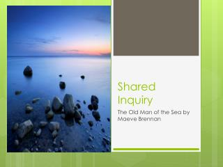 Shared Inquiry