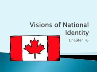 Visions of National Identity