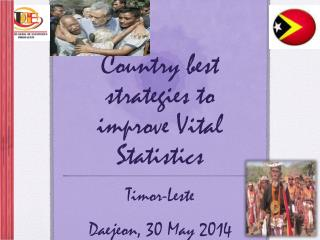 Country best strategies to improve Vital Statistics