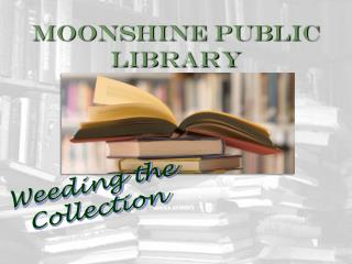 Moonshine Public Library