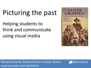 Helping  students to think and communicate using visual media