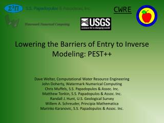 Lowering the Barriers of Entry to Inverse Modeling: PEST++