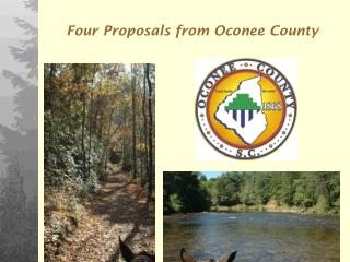 Four Proposals from Oconee County