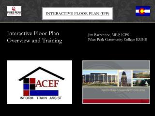 Interactive Floor Plan (IFP)