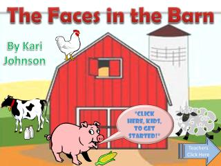 The Faces in the Barn