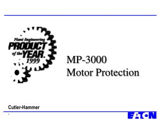 MP-3000 Motor Protection