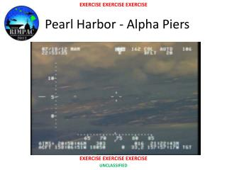 Pearl Harbor - Alpha Piers