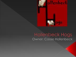 Hollenbeck Hogs