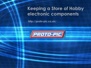 Hobby Electronic Components