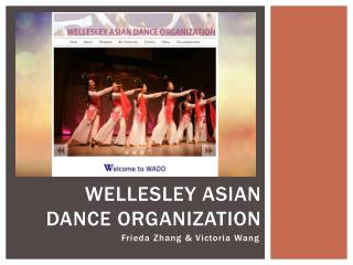 Wellesley Asian Dance Organization