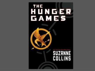 The Hunger Games: ritual, punishment, death.  Only one can survive….