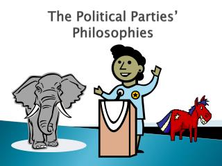 The Political Parties' Philosophies