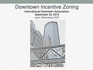 Zoning in Downtown Minneapolis