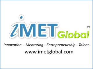 Description of iMET Global