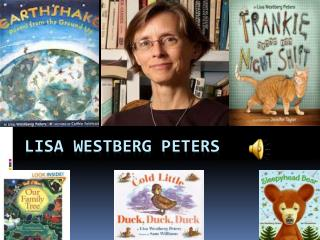 Lisa Westberg Peters