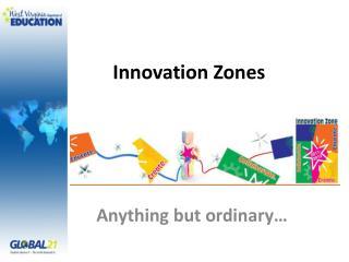 Innovation Zones