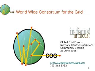 World Wide Consortium for the Grid