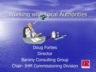 Working with Local Authorities