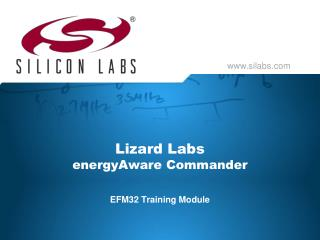 Lizard Labs energyAware  Commander
