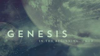 In the beginning... God
