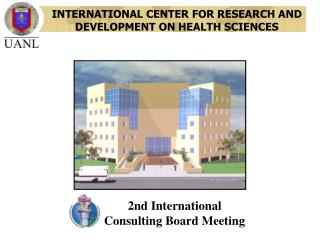 INTERNATIONAL CENTER FOR RESEARCH AND DEVELOPMENT ON HEALTH SCIENCES
