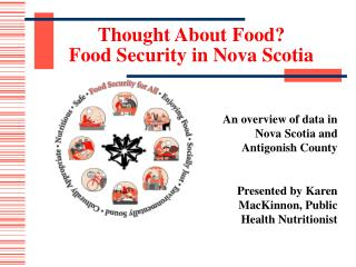 Thought About Food? Food Security in Nova Scotia