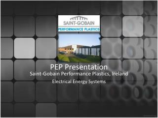 PEP Presentation