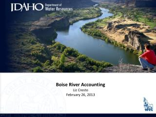 Boise River Accounting Liz  Cresto February 26, 2013