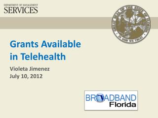 Grants Available  in Telehealth