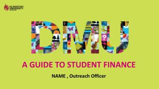 A GUIDE TO STUDENT FINANCE