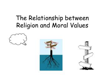 The Relationship between Religion and Moral Values
