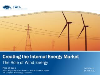 Creating the Internal Energy Market