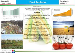 Food Resilience