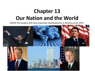 Chapter  13  Our  Nation and the World