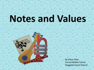 Notes and Values