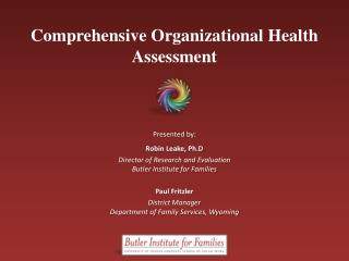 Comprehensive Organizational Health Assessment