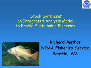 Stock Synthesis: an Integrated Analysis Model to Enable Sustainable Fisheries