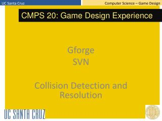 Gforge SVN Collision  Detection and Resolution