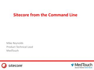 Sitecore  from the Command Line