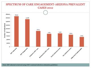 SPECTRUM OF CARE ENGAGEMENT-ARIZONA PREVALENT CASES 2012