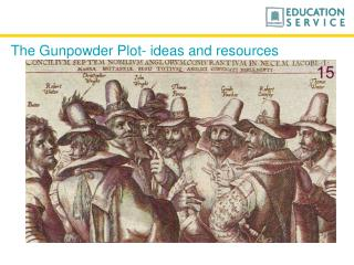 The Gunpowder Plot- ideas and resources