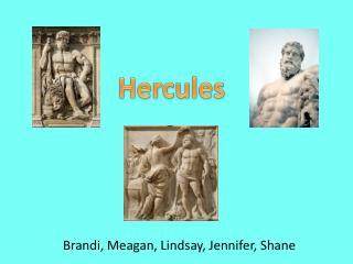 Brandi, Meagan, Lindsay, Jennifer, Shane